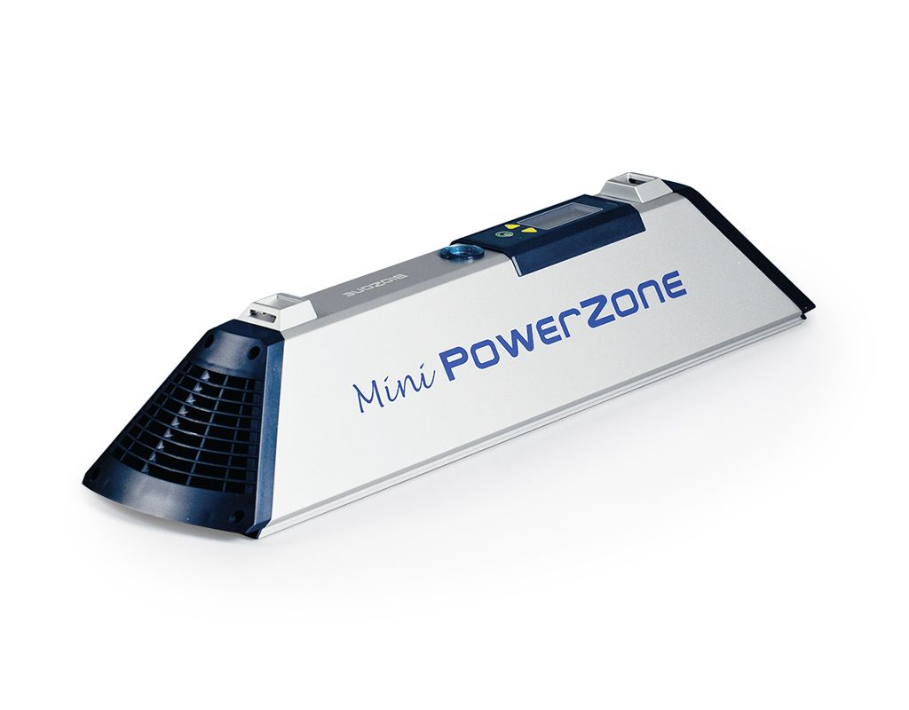 mini power zone purification de l'air pureaero