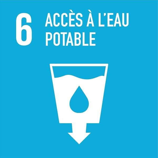 accès à l'eau potable