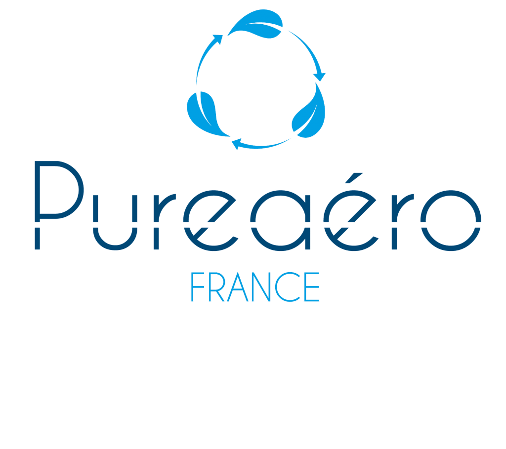 purification de l'air pureaero logo