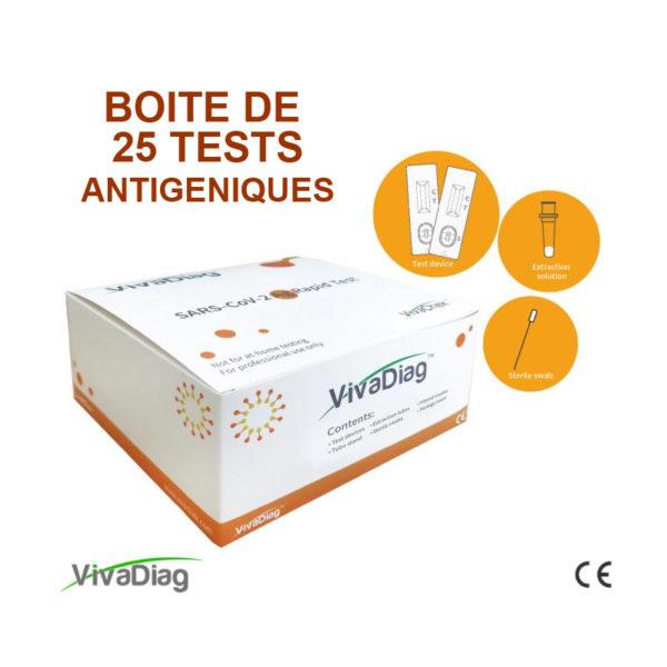 tests antigeniques pureaero coronavirus